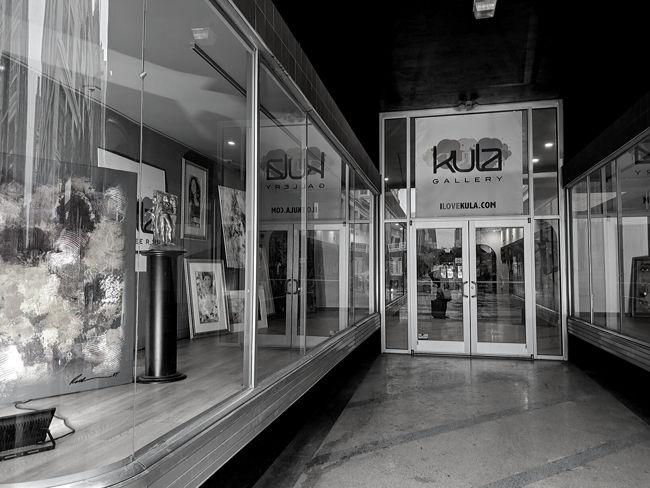 K.U.L.A. Gallery staff image